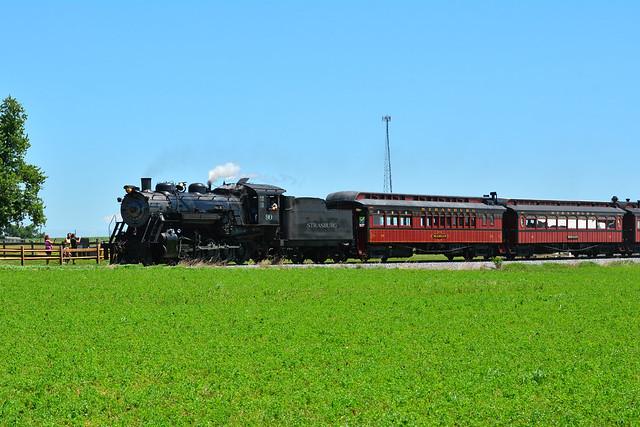 Strasburg Railroad #90