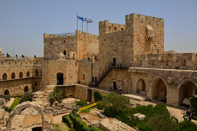 Jerusalem / Tower of David