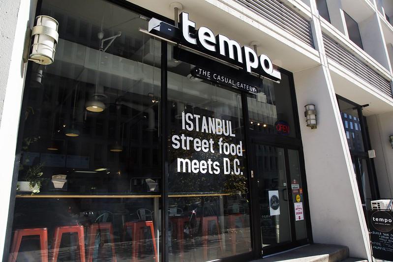Tempo the Casual Eatery Restaurant, Washington, D.C. Tuyen Chau