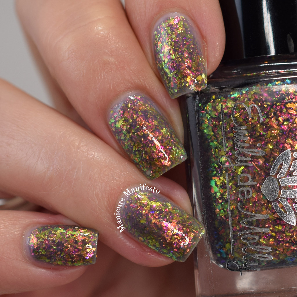 Emily De Molly The Time Is Now swatch