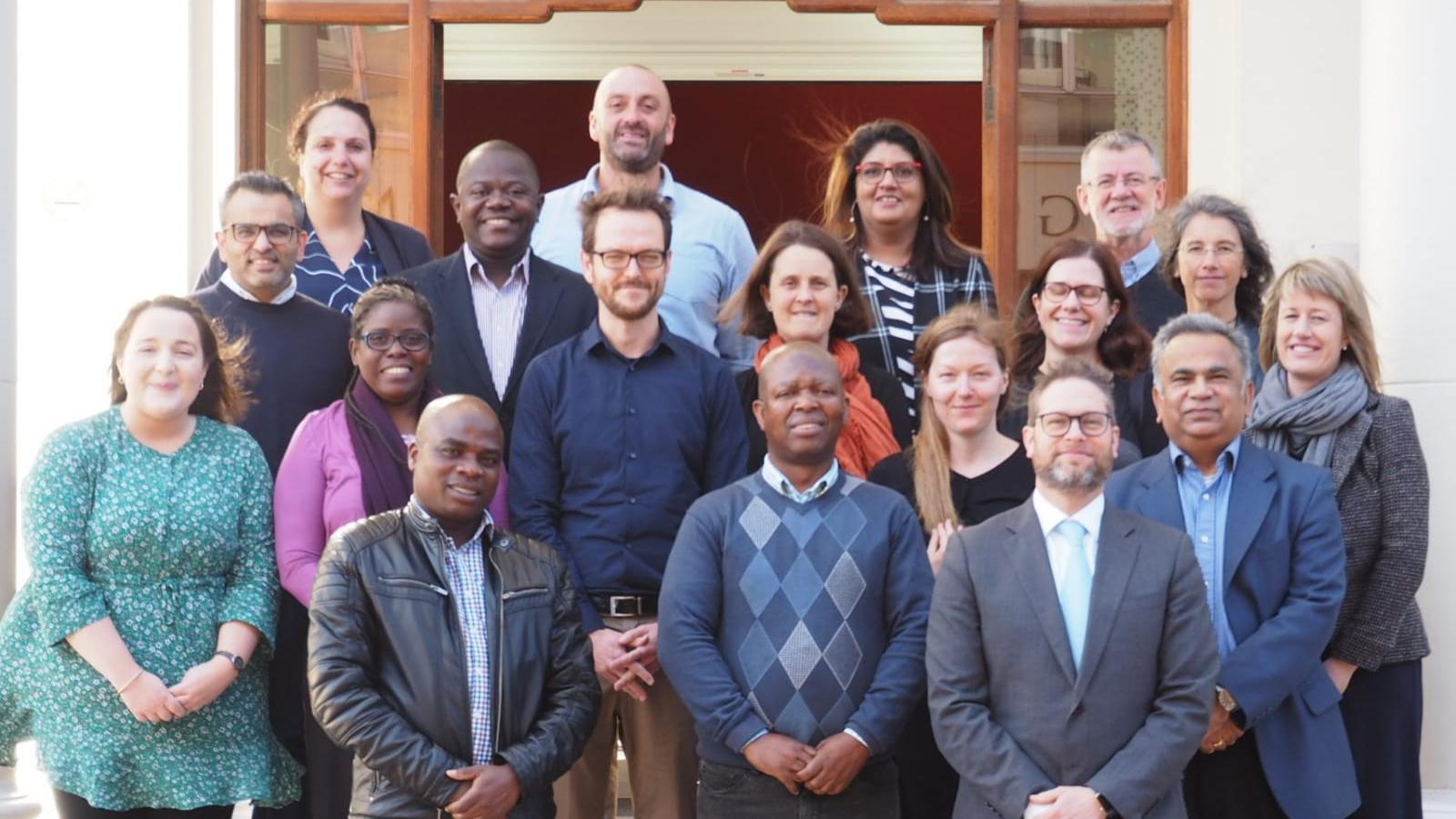 USDP project team