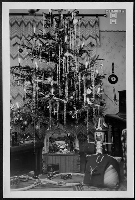 ArchivTappen2AAl2f854 Weihnachten, Fotoalbum, 1936