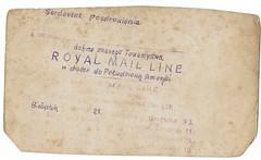 Documento- pasaporte