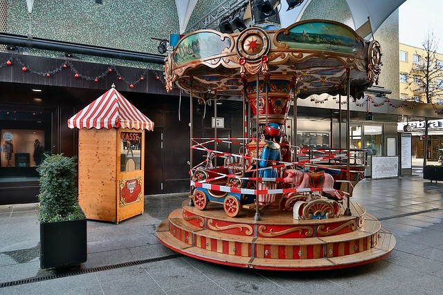 The Time the Merry-go-round Stood Still