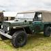"""Land-Rover 110"""" Air-Portable Gun Tractor Prototype - 1966"""