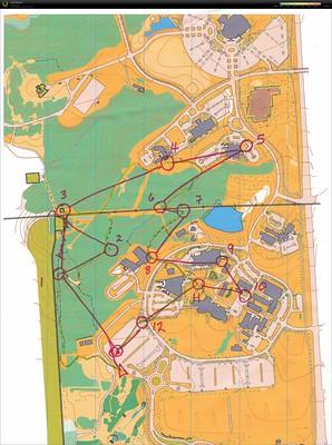 2021-02-18_west campus trails route