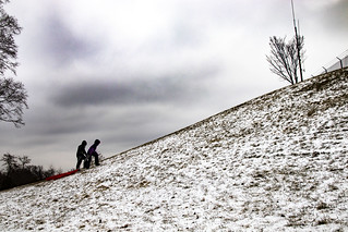 sleet day at Fort Reno | by Diane_Krauthamer