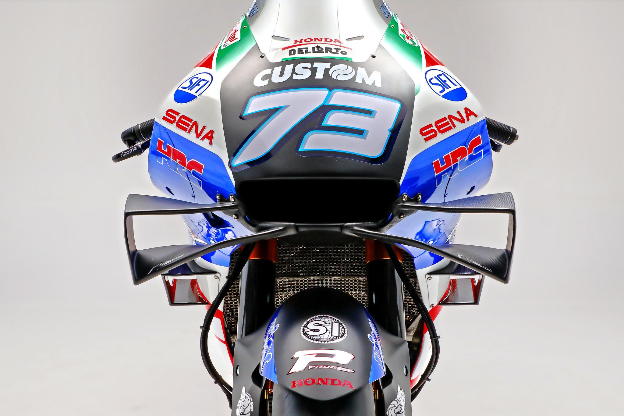 LCR Honda Castrol 2021