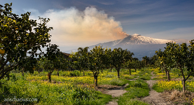 Etna Eruption 19.02.2021
