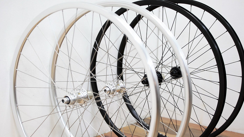 Wicked Wheel Works / 完組み Wheel Set for Disc Brake / 700c 28H Front&Rear
