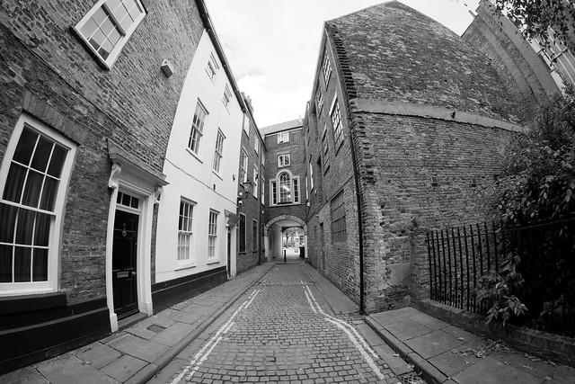 Prince St, Hull.