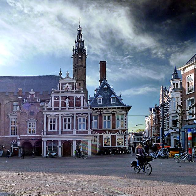 Haarlem, North Holland, Netherlands