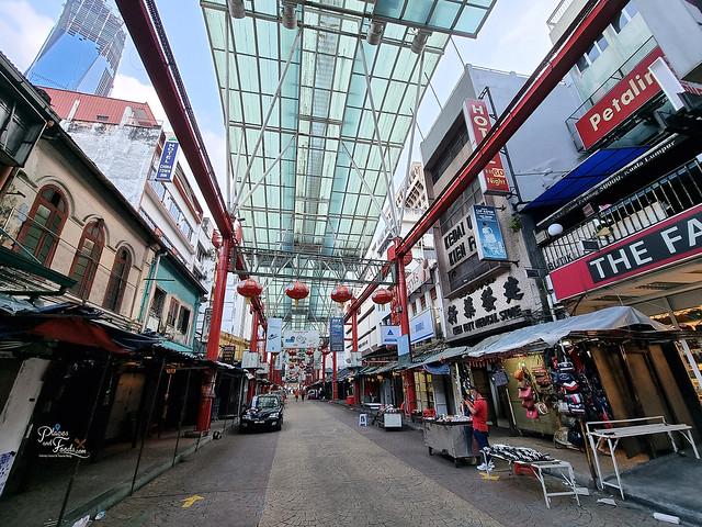 petaling street chinatown kl