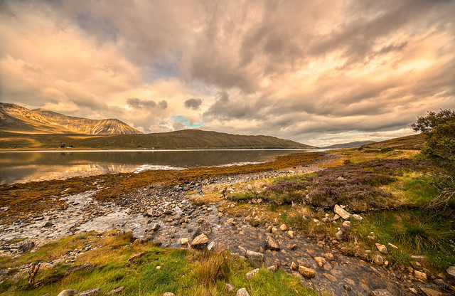 Loch Ainort, Isle of Skye, Scotland.