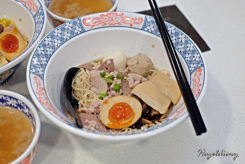 Gimee Face Noodle House-Longevity Mee Sua Dry
