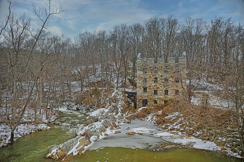 mill virginia unitedstates 1700s gristmill princewilliamcounty broadrun fauquiercounty chapmanmill thoroughfaregap civilwar beverleymill