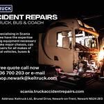 Keltruck Scania Newark Bodyshop