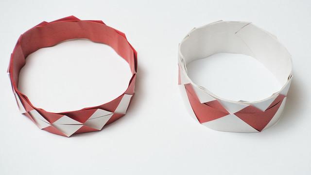 Heart Bracelet II and Traditional Bracelet