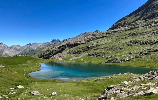 Lac de nacre - Pearl lake
