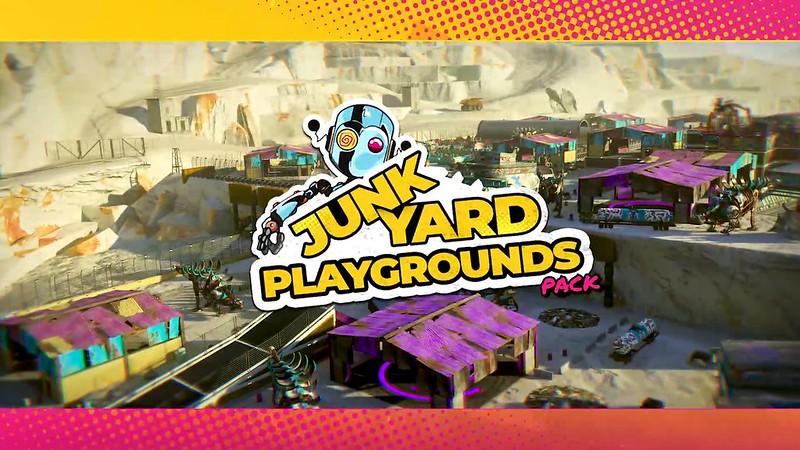 Dirt 5 Junkyard Playground Update
