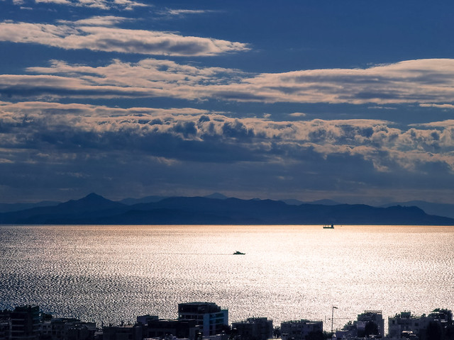 saronic gulf - aegina island