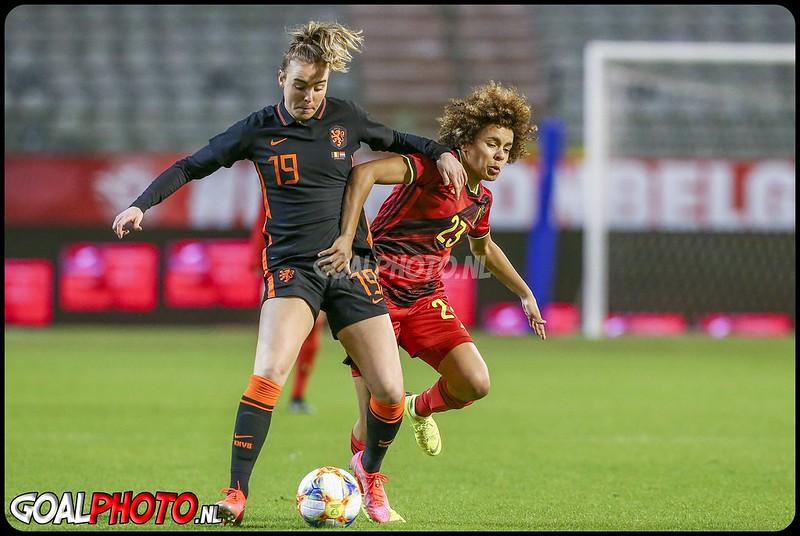 België - Nederland 18-02-2021