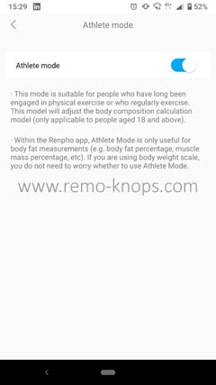 Renpho App for Google Android 152947