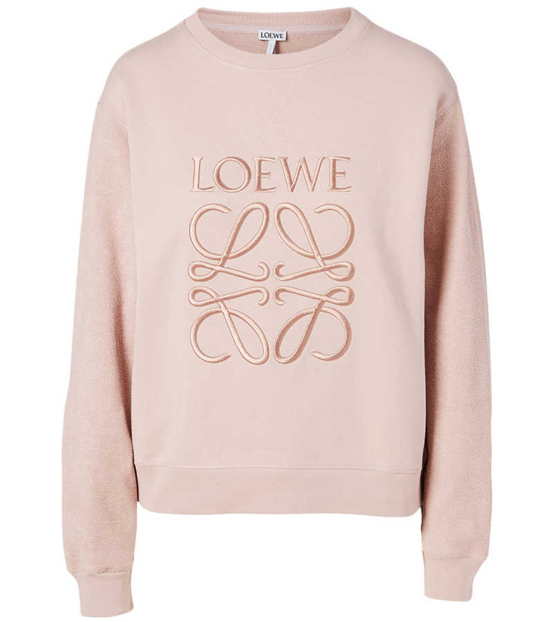 1_loewe-Cotton-Embroidered-Sweatshirt-Anagram