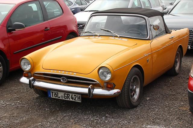 349 Sunbeam Tiger 1 (1967)