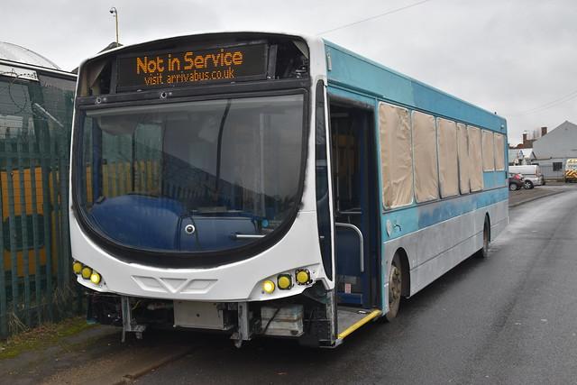 Arriva North East - 1531 - MX12KWN