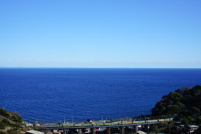 福山レールエクスプレス@石橋最上段俯瞰