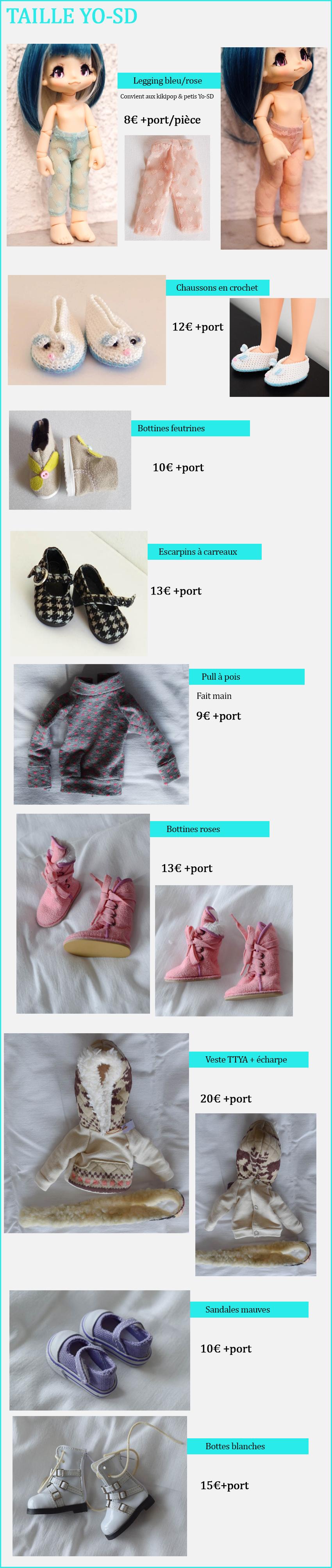 [vends] : News !! Vêtements&chaussures de pullip à 60cm 50959067038_202ef70ebf_o