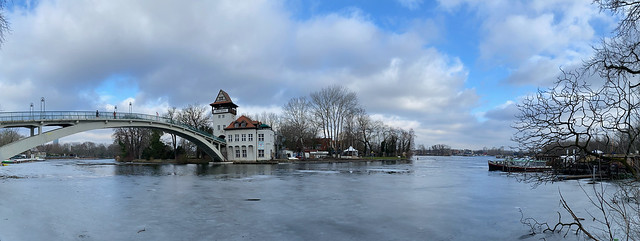 Insel im Eis