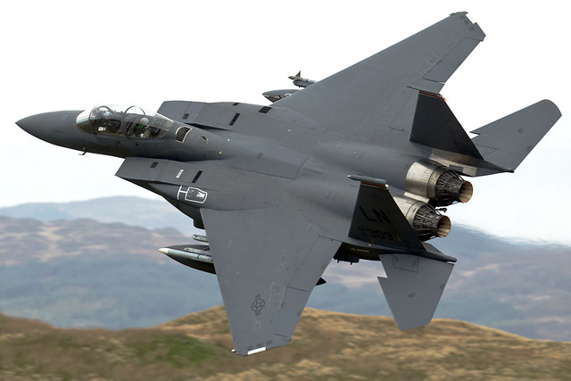 91-0309/494th FS F-15E