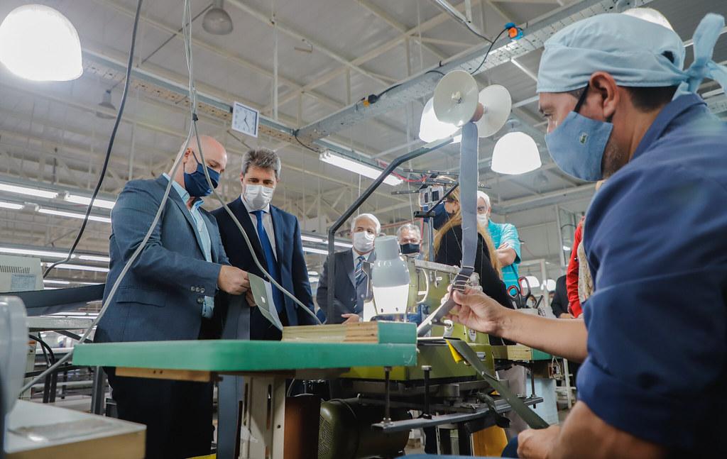 2021-02-19 PRENSA: Empresa textil de renombre internacional aumentará su matriz productiva en San Juan