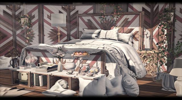 MERAK - Patricia's Bedroom Collection