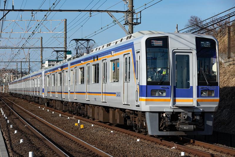 Nankai Electric Railway series 1000