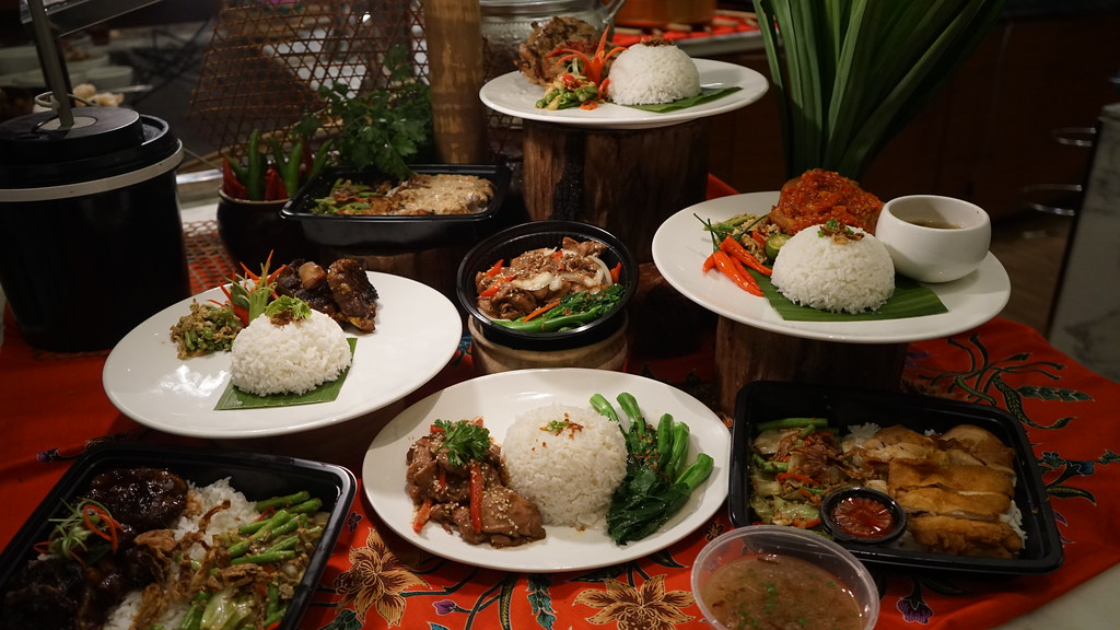 The Food Store, DoubleTree by Hilton Johor Bahru - Weekday Lunch Box