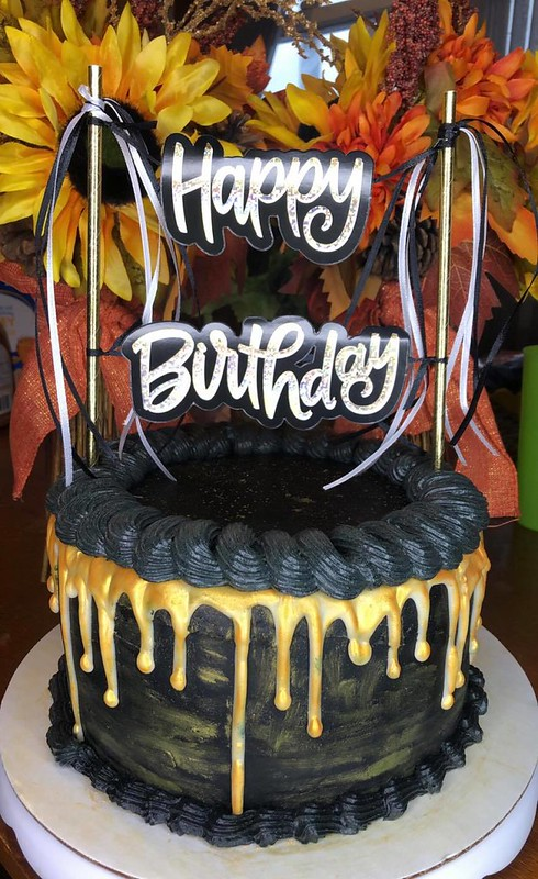 Cake by Katie's Confections Bakery