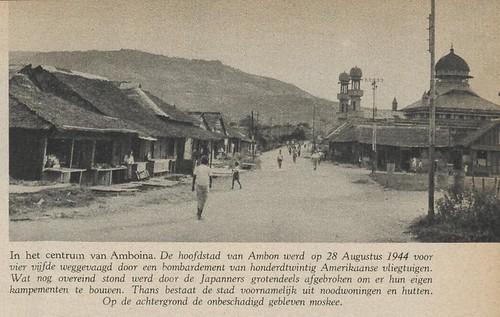 Bombardement Ambon-stad, 28 augustus 1944