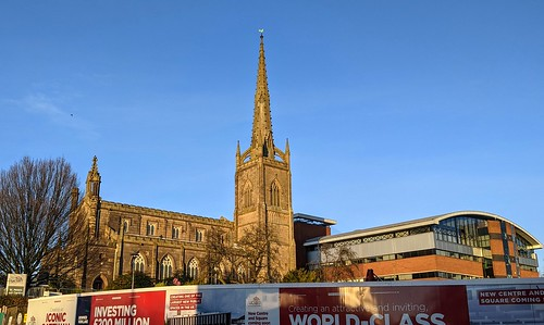 Ex-church now part of the university in Preston | by Tony Worrall
