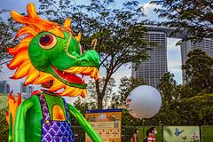 River Hongbao 2021 (春到河畔 2021) @ Gardens by the Bay, Singapore