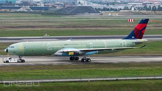 Delta A330-941N msn 1991 F-WWYC / N411DX
