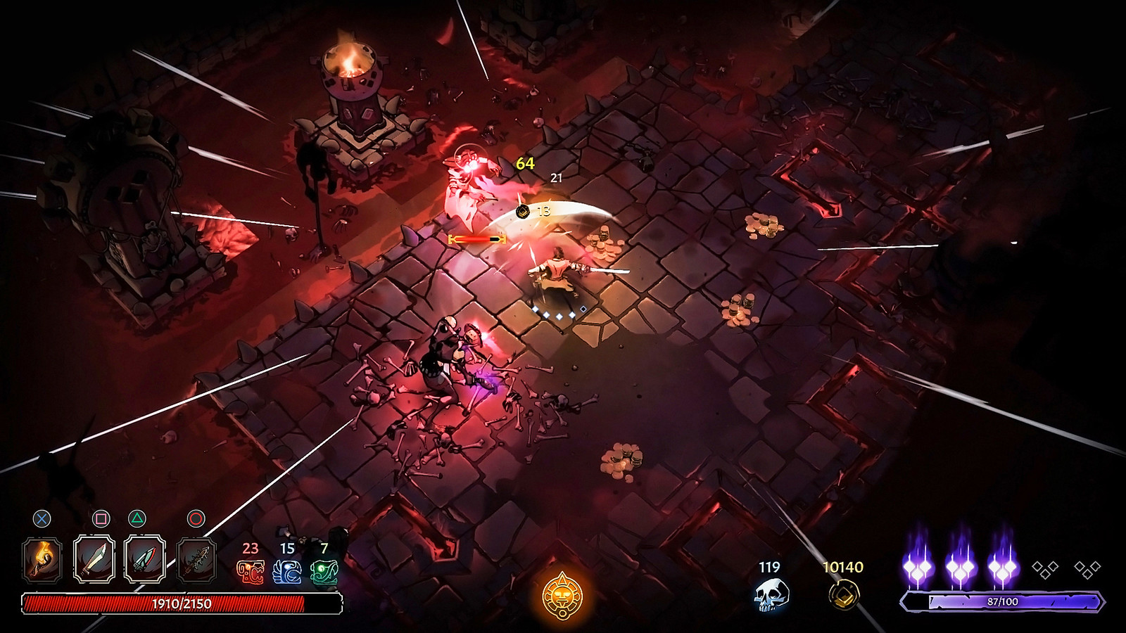 Curse of the Dead Gods — 7 gameplay tips for the monster-slaying roguelike, out tomorrow