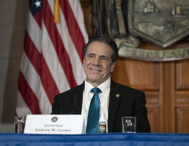 Governor Cuomo Holds Briefing on COVID-19 Response - 2/19