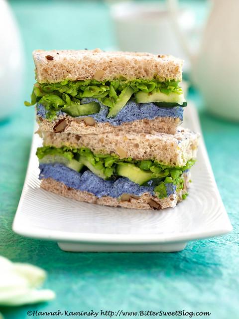Pea Tea Sandwiches 2