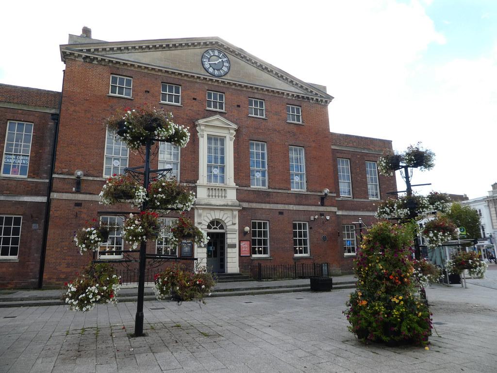 Old Market Hall, Taunton