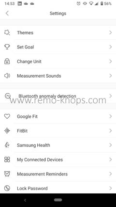 Renpho App for Google Android 145325