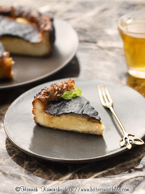 Burnt Basque Cheesecake 2