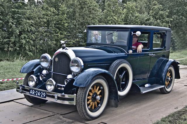 Kissel Special Brougham Sedan 1928 (7969)